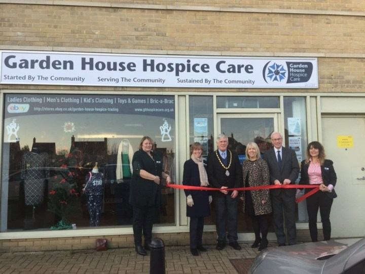Garden House Hospice Care Have Opened A Store In Fairfield within Garden House Hospice Baldock Shop