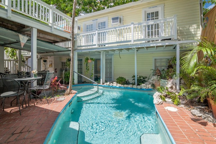 The Garden House | Key West within Garden House Bed And Breakfast Key West Reviews