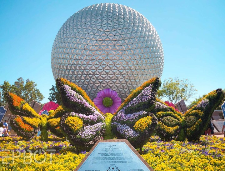 Epbot: Epcot's Flower & Garden Fest 2019: And Of Course, The Food! intended for Flower And Garden Festival Hours