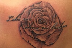 Mendoza Ink - Mendoza Ink inside Zen Garden Tattoo Design
