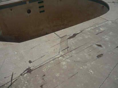 Empty Pool or Farm Foundation?