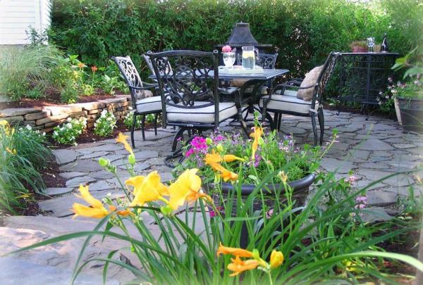 desgin patio garden