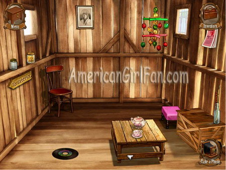 American Girl Kit A Tree House of My Own Game Review