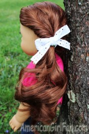 easy doll hairstyles spring