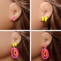 Lea's Accessories & Earrings Review! (AmericanGirlFan)