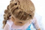 frozen hairstyle - hairstyles