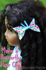 doll craft make ribbon