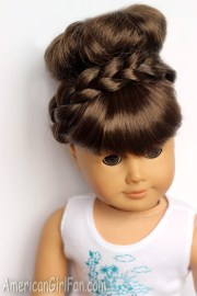 doll hairstyle style