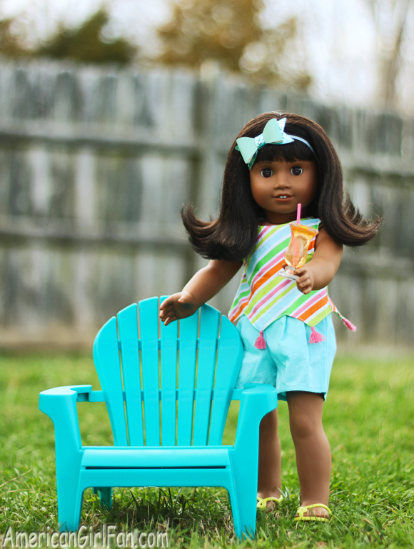 american girl doll chairs chair cover and tablecloth rentals americangirlfan furniture melody