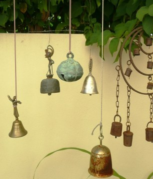 Listen to my bell collection on the audio file