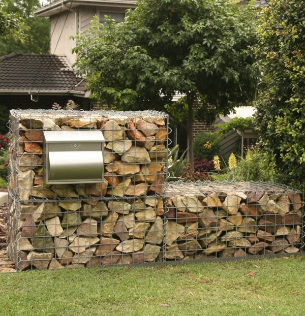 How to build a gabion wall gardendrum our solutioingenieria Images