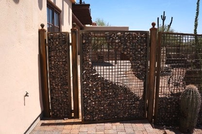Gabion Design Ideas Gardendrum