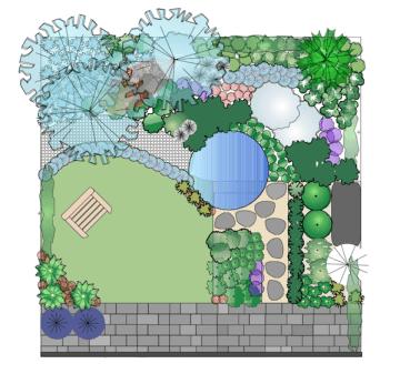 'Urban Sanctuary' Design Lee Bailey MIFGS Student Competition 2013