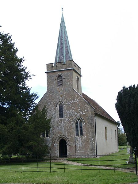 Steventon Church