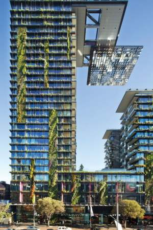 LEAF Award One Central Park Sydney Best Sustainable and Overall winner