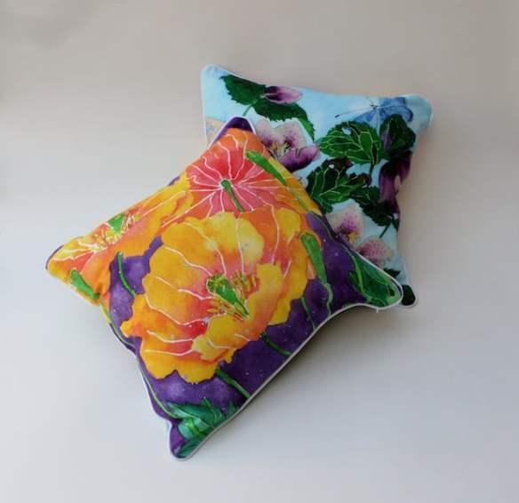 Cushions by Gabby Malpas
