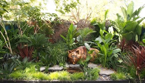 'Rousseau's Jungle' Design Heather Forward MIFGS 2015