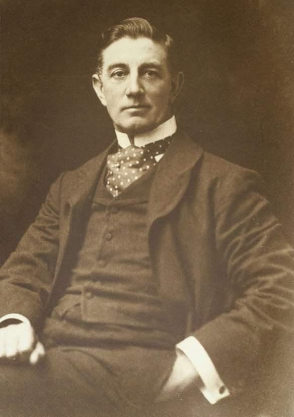 Charles Bogue Luffman