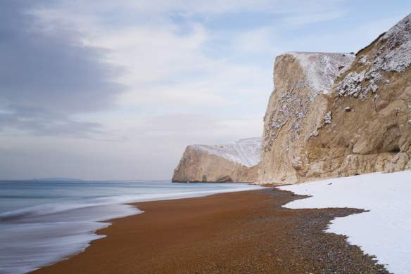 TAke a view LANDSCAPE PHOTOGRAPHER OF THE YEAR Andy Farrar - Bat's Head, Dorset, England