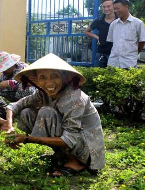 DaNang orphanage Vietnam 5
