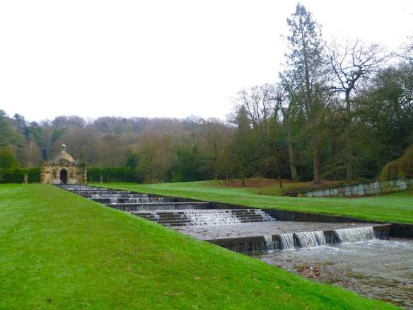 Chatsworth cascade Photo Jill Sinclair
