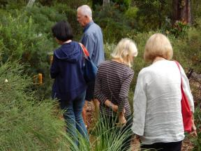 Northen Beaches APS Group at Ted & Nancy's Garden