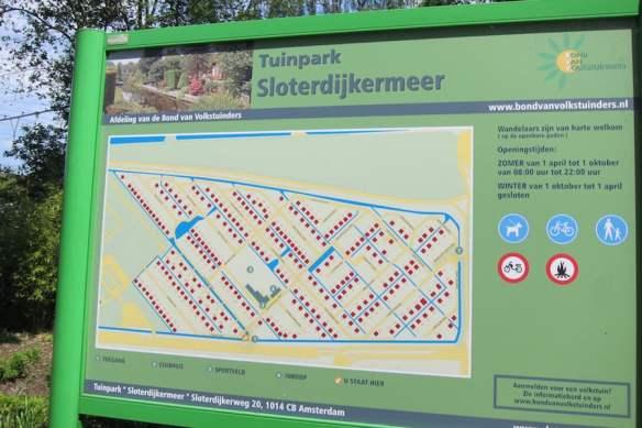 Amsterdam's secret gardens - Sloterdijkermeer
