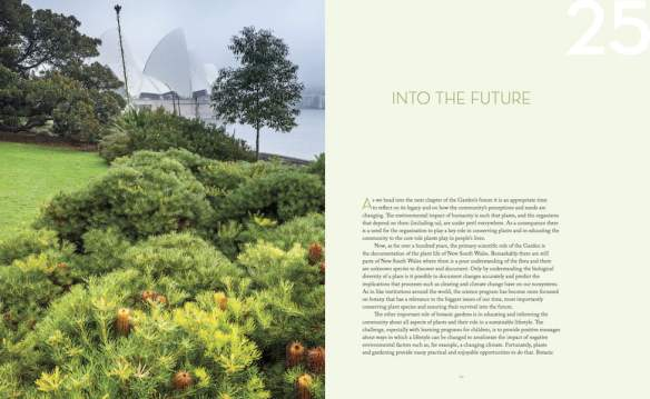 The Royal Botanic Gardens Sydney - The First 200 Years