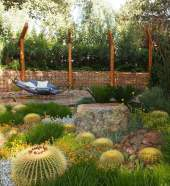 Tree and Shrub Growers garden MIFGS 2018
