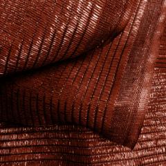 Malla-sombreo-plana-marrón-decoración