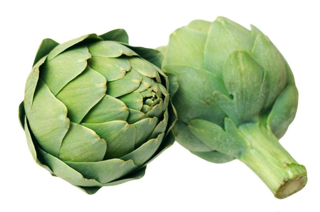 9 vegetales que plantar en enero alcachofa