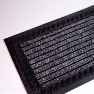 Felpudo alfombra de goma moqueta