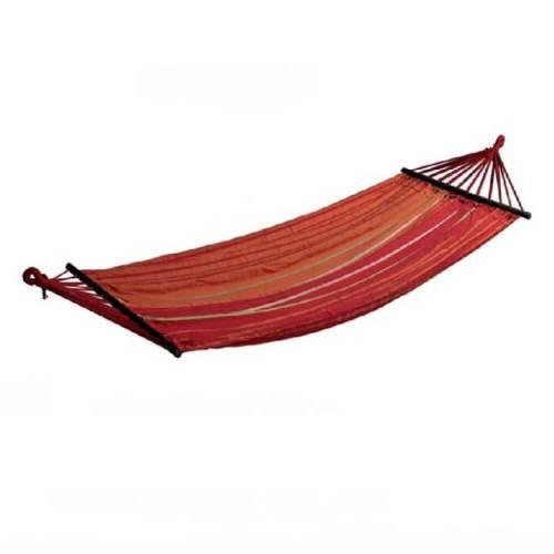 hamaca-de-jardín-rayas-rojas