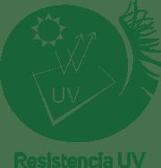 cesped artificial resistente a los rayos UV