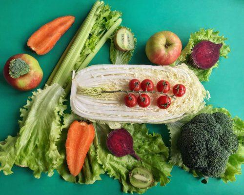 frutas y verduras que pueden comer tu mascota