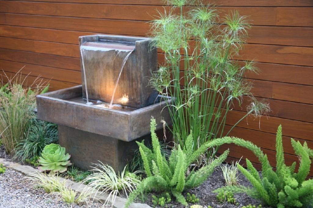 Garden Fountains 32 Beautiful Garden Fountains Ideas To Get