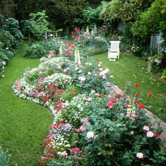 Island Flower And Garden Flowers Ideas