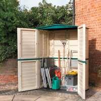 Plastic Tall Store - Garden Cabinets - Garden Storage ...