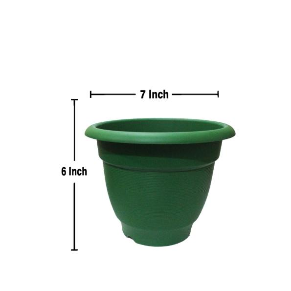 Size of planter for 7 Inch Plant-min