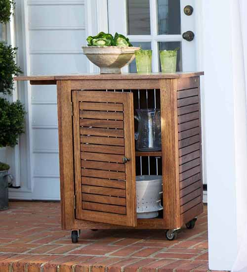 deck boxes for your porch patio pool