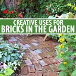 15 Creative Ways To Use Bricks In Garden Design Gardener S Path