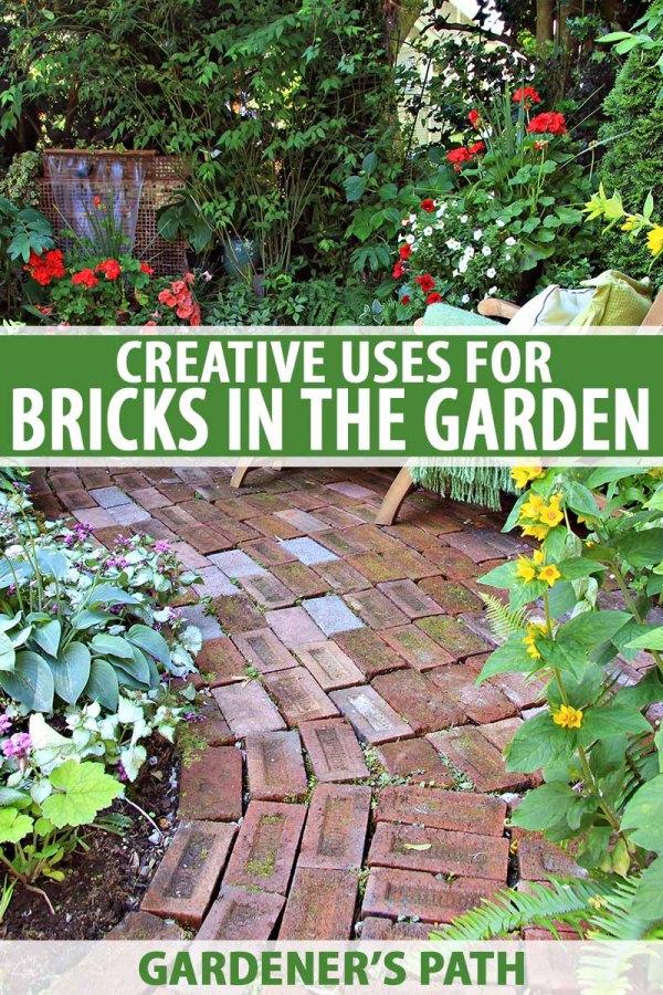 creative ways bricks