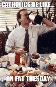 Fat Tuesday, Shrove Tuesday, Mardi Gras