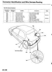 1997 Honda Civic Hatchback Service Manual