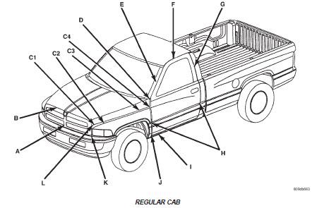 Dodge Ram 1500 Manual Transmission Parts