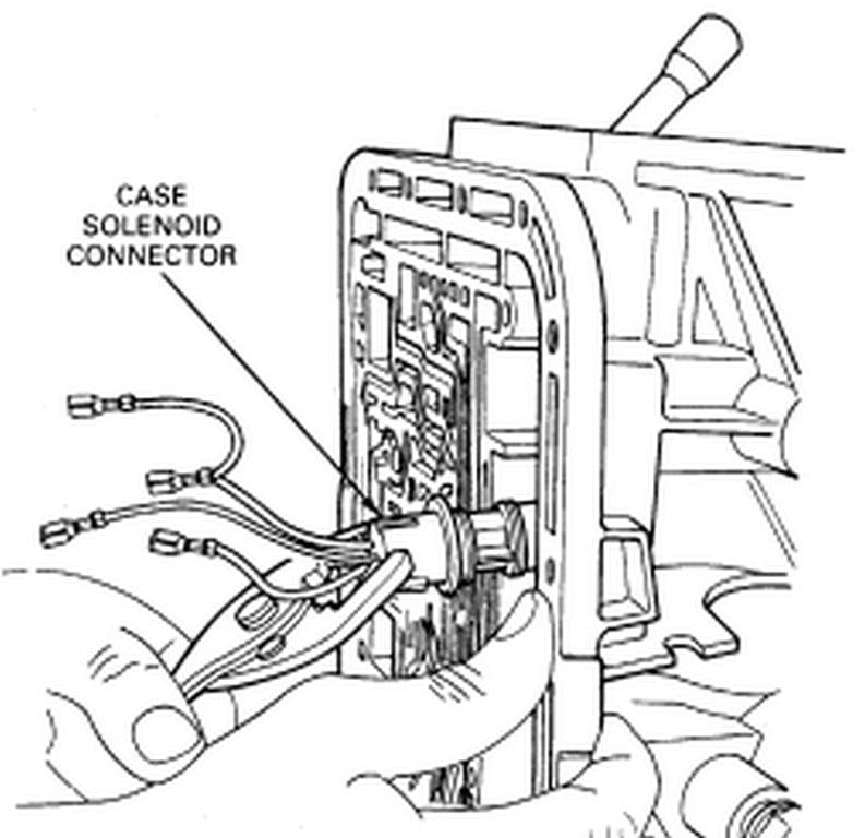 Ford Ranger Manual Transmission Parts Diagram