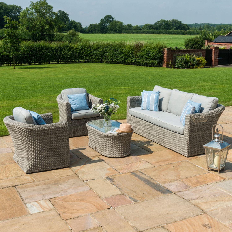 An innovative range of garden furniture at Garden
