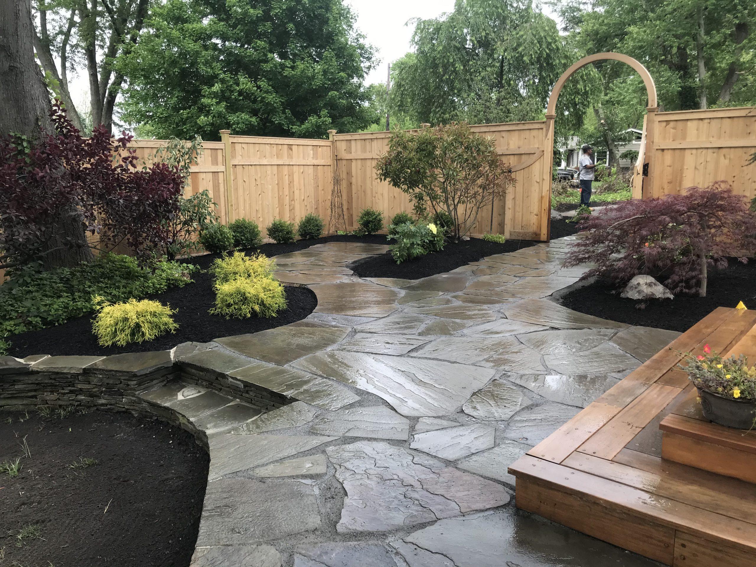 garden graphics landscape design