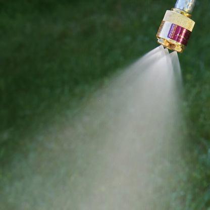 Brass Fogg-It Nozzle Fine 1 gpm