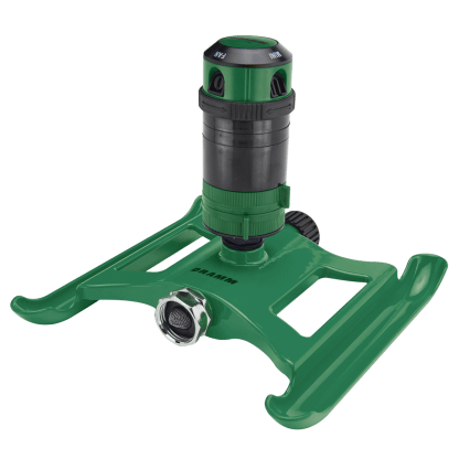 Dramm Green ColorStorm 4 Pattern Gear Sprinkler